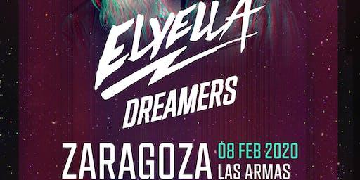 """ELYELLA presentan """"Dreamers"""" en Las Armas / Zaragoza"""