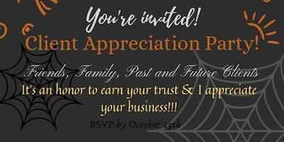 Client Appreciation Party