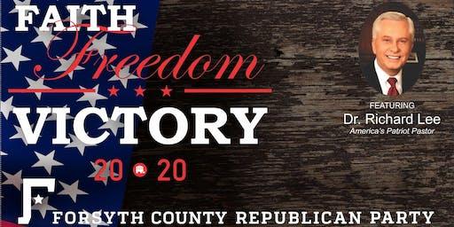 Faith, Freedom & Victory!