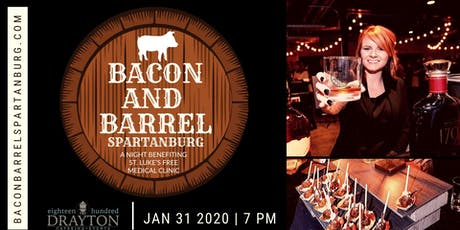 Bacon and Barrel Spartanburg tickets