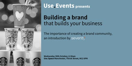 Building a brand that builds your business tickets