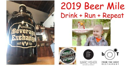 2019 BEER MILE : Benefiting The CBC (Committee to Benefit the Children) tickets