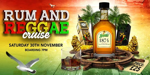 Rum and Reggae Cruise 2019