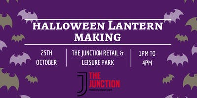 Halloween Lantern Making at The Junction