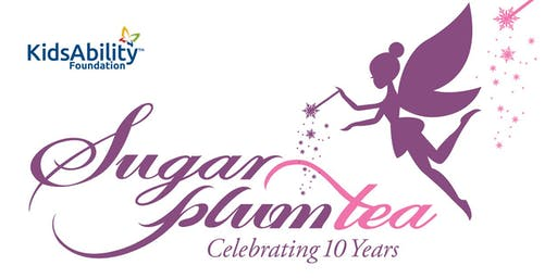 Sugar Plum Tea in Support of KidsAbility Foundation