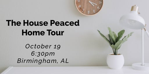 House Peace Organized Home Tour