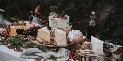 Festive Cheese Tasting Evening