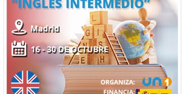 CURSO DE INGLÉS NIVEL INTERMEDIO