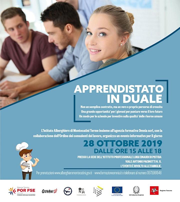 Immagine APPRENDISTATO IN DUALE - Seminario informativo per famiglie