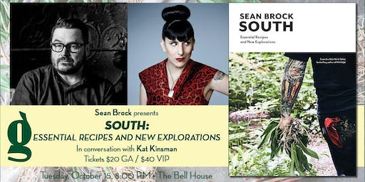 Sean Brock presents South: Essential Recipes and New Explorations