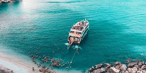 VVIP Yacht Party - Zante's #1 Boat Party