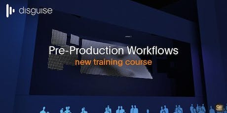 Pre-Production Workflows - London tickets