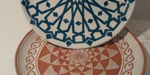 Corso di ceramica - tecniche di Engobbio