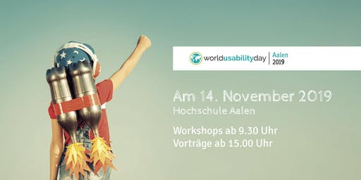 World Usability Day Aalen