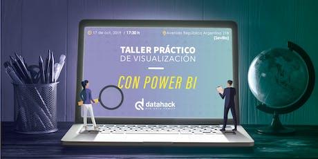 TALLER PRÁCTICO DE VISUALIZACIÓN CON POWER BI entradas