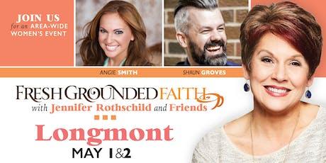 Fresh Grounded Faith - Longmont, CO - May 1-2, 2020 tickets