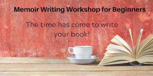 Memoir Writing for Beginners
