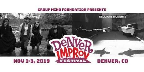 Denver Improv Festival: Saturday 10pm Show @Grafenberg tickets