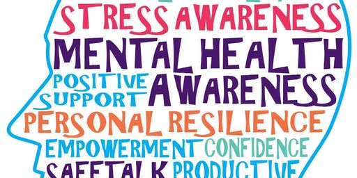 Mental Health Awareness (This event is for Education Authority staff only)