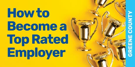 How to Become a Top Rated Employer tickets