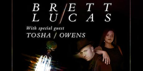 Brett Lucas and Tosha Owens Record Release Party tickets