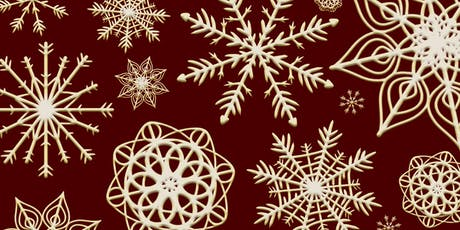 Merry Mandala Christmas tickets
