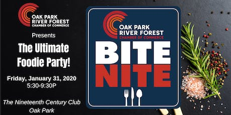 OPRF Chamber Presents: Bite Nite 2020 tickets