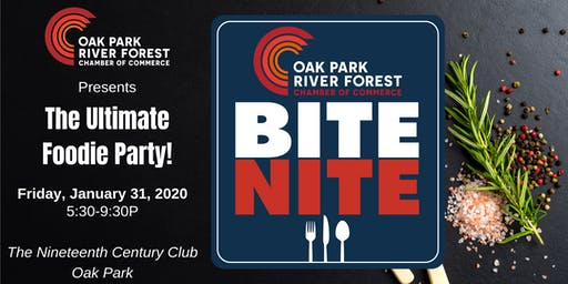 OPRF Chamber Presents: Bite Nite 2020
