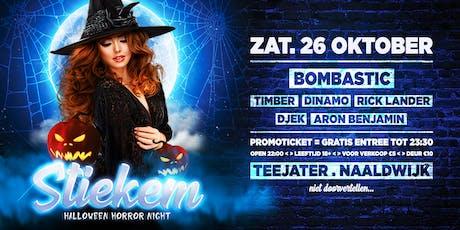STIEKEM met BOMBASTIC || Teejater . Naaldwijk tickets