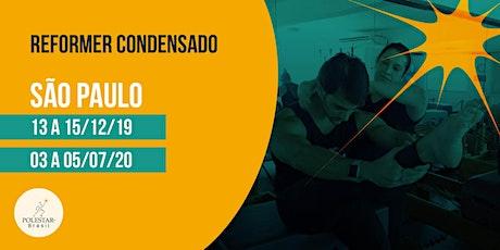 Curso de Reformer Condensado - Polestar Brasil - São Paulo ingressos