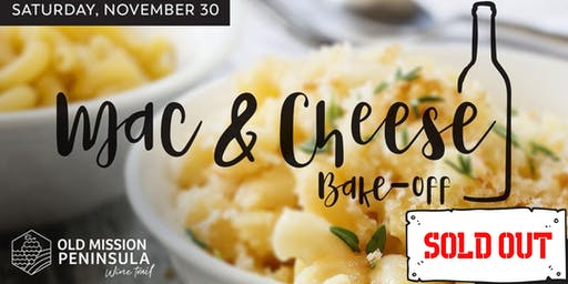 2019 Mac & Cheese Bake-Off