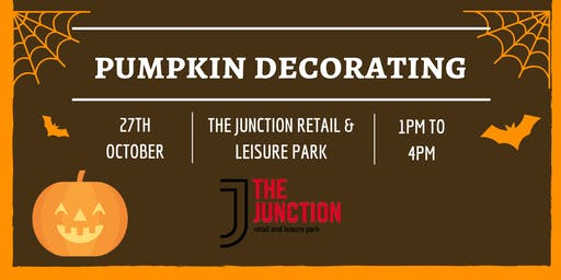 Pumpkin Decorating at The Junction