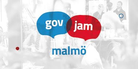 GovJam Malmö tickets
