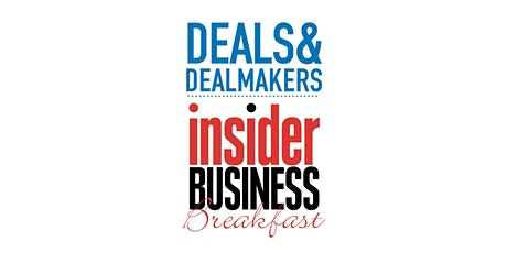 Business Insider and CMS Deals & Dealmakers Business Breakfast  tickets