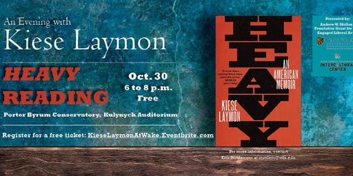 An Evening with Kiese Laymon
