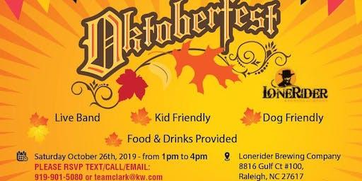 Oktoberfest with The Clark Team