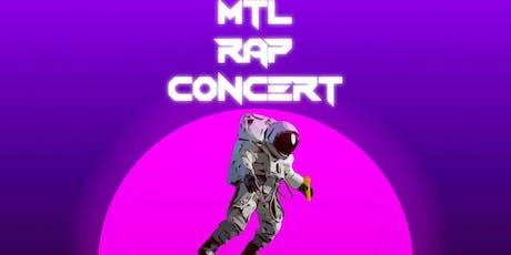 Montreal rap Concert tickets
