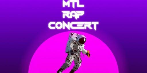Montreal rap Concert
