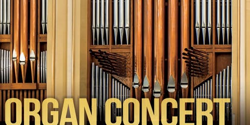 Organ Concert and Hymn Sing A Long with Candance Bawcombe