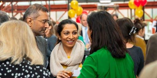 Parents' Bursary Scheme Reception