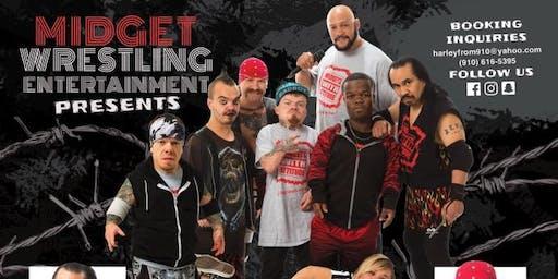The Midget Wrestling Show!