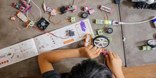 Digital Workshop: Recycle 'Bits' and 'LittleBits'