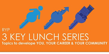RYP 3 KEY Lunch Series - March tickets