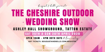 The Cheshire Outdoor Wedding Show