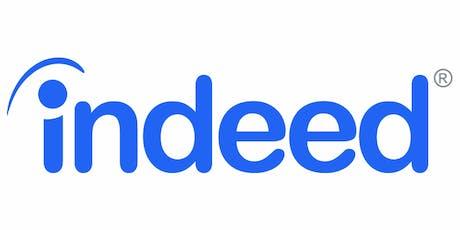 Promotiedagen 5 en 6 november: bijeenkomst 6  november Indeed tickets