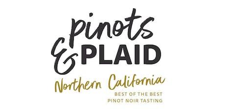 Pinots & Plaid Wine Tasting, San Francisco tickets
