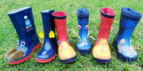 Tis the Season of Good Welly - Nature Discovery Centre 12:30 session tickets