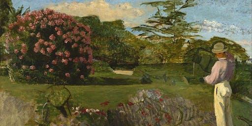 Mixing Colour & Impressionism – Landscapes