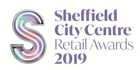 Sheffield City Centre Retail Awards tickets