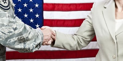 HireOne Business Networking - Veterans and ***** Family Members (Job seeker registration)
